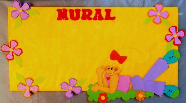 Mural menina o portal das artes for Aviso de ocacion mural